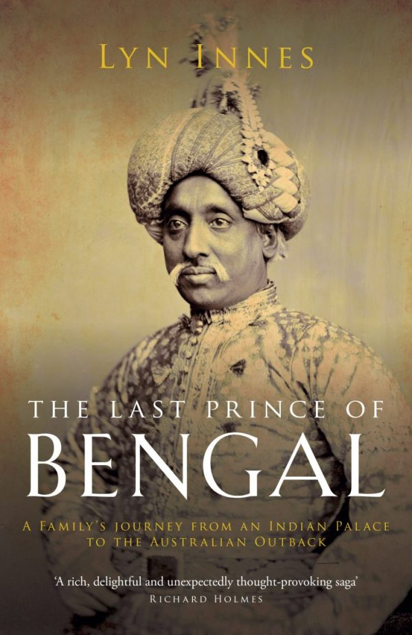 The Last Prince of Bengal_cover